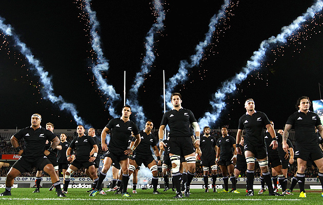 NZ Attack Wallpaper: The All Blacks – Myth Or Reality?