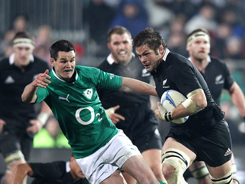 Large richie mccaw charges 630