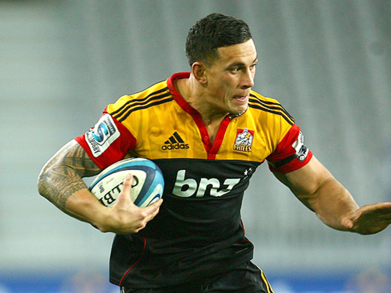 Large sonny bill williams chiefs