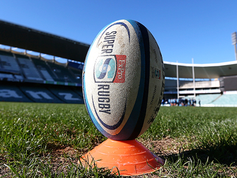 Large super rugby ball 630