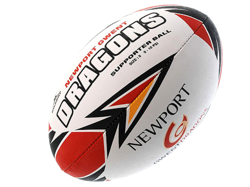 Large newport gwent dragons ball6