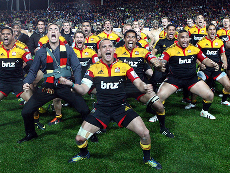 Large chiefs haka 630