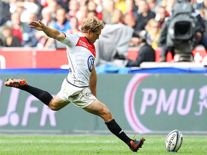 Large jonny wilkinson toulon kick