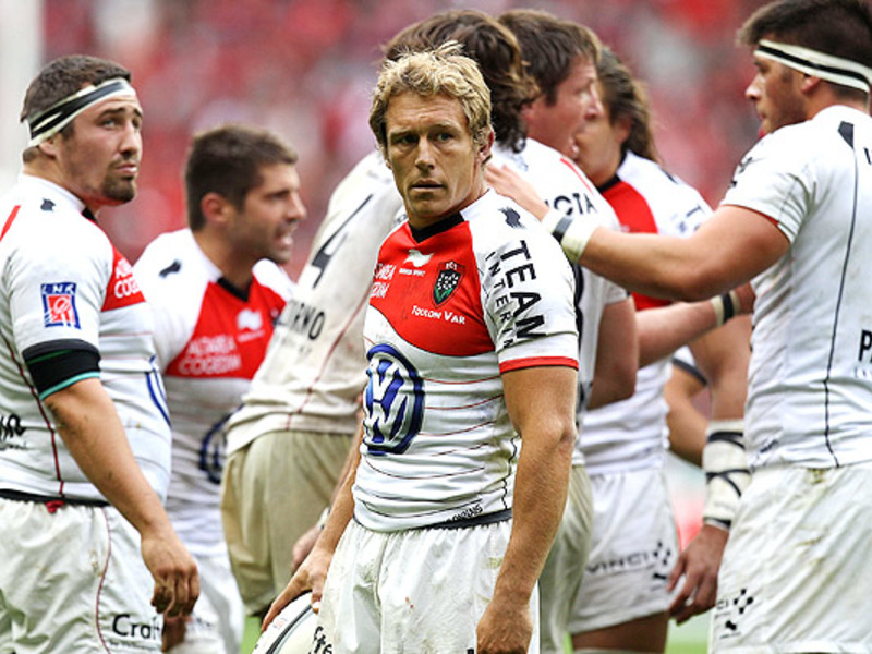 Large jonny wilkinson toulon look