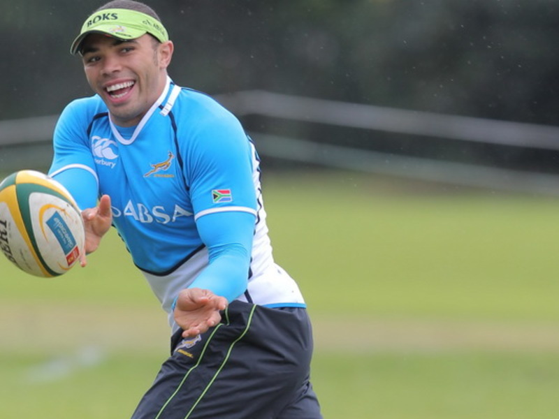 Large bryan habana bok training