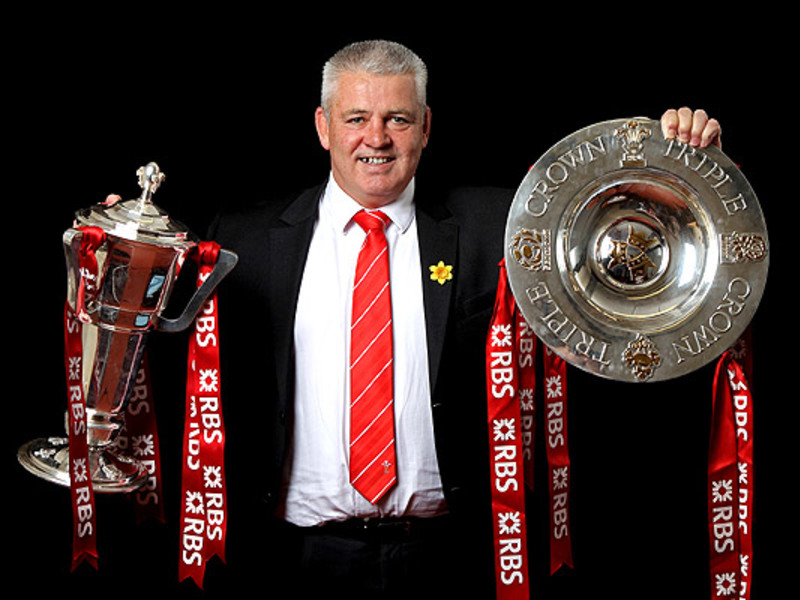 Large warren gatland trophies 630