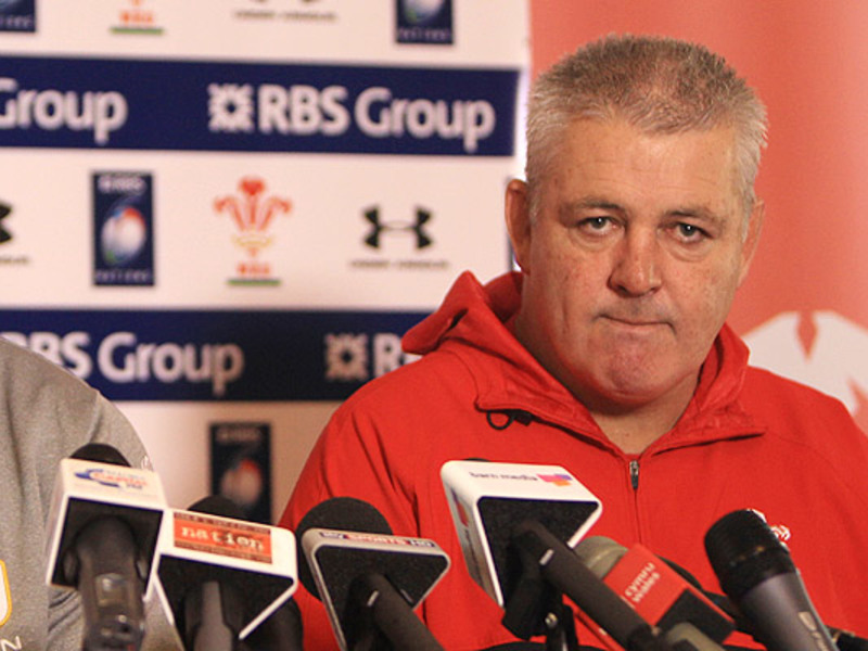Large warren gatland presser 630