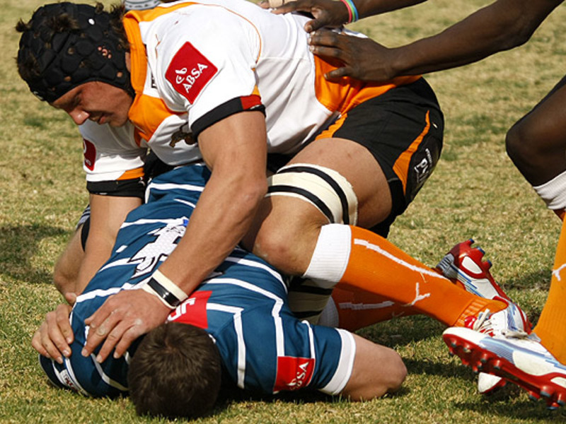 Large griquas v cheetahs scrap 63