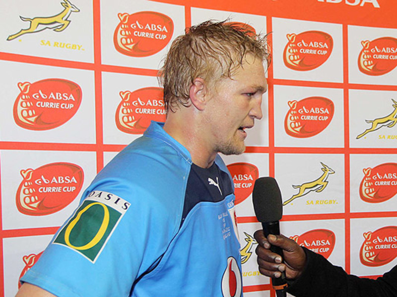 Large dewald potgieter interview