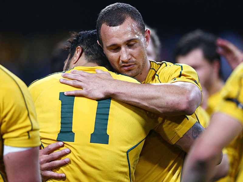 Large quade cooper aus hugs 630