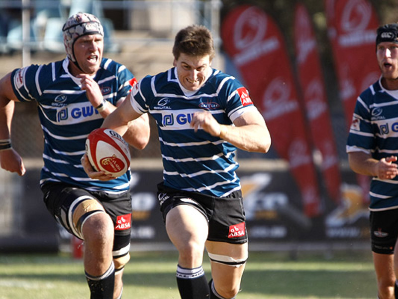 Large jean stemmet griquas charge
