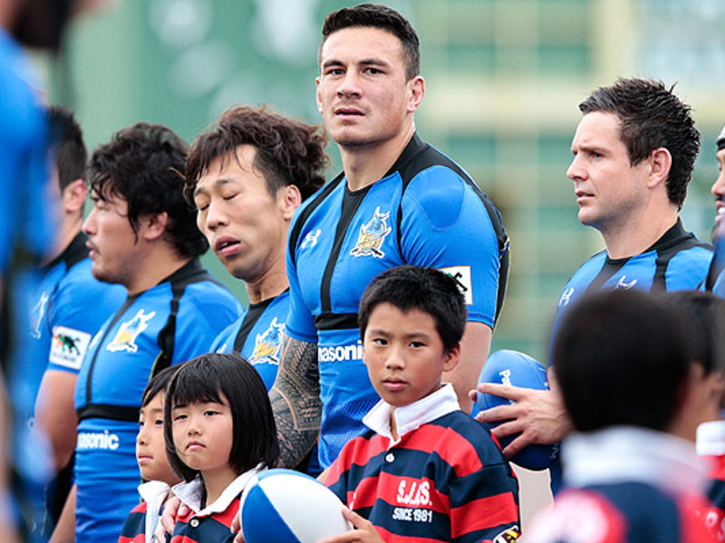 Large sonny bill williams in jap3