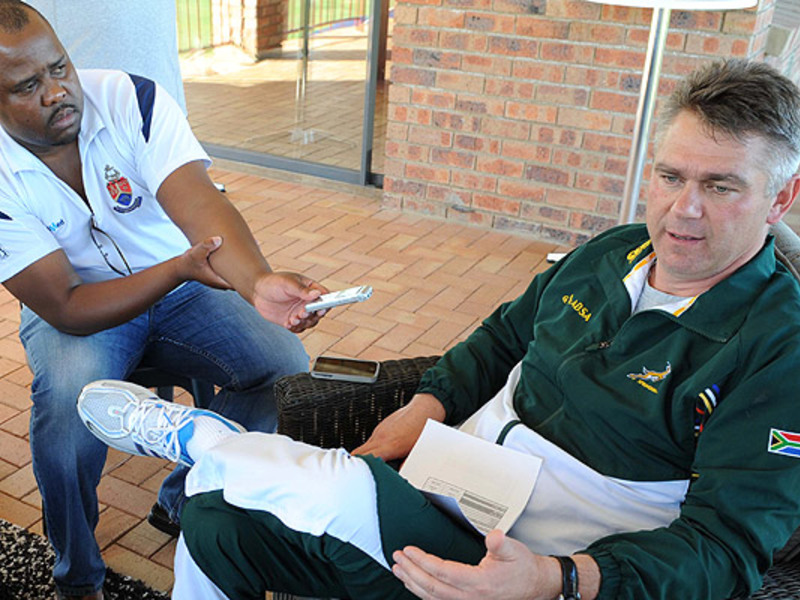Large heyneke meyer boks intervie