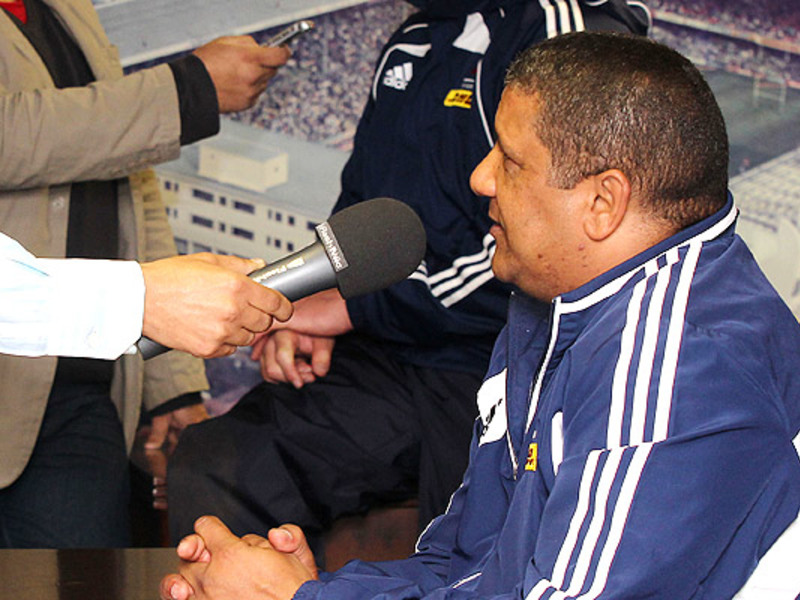 Large allister coetzee interview