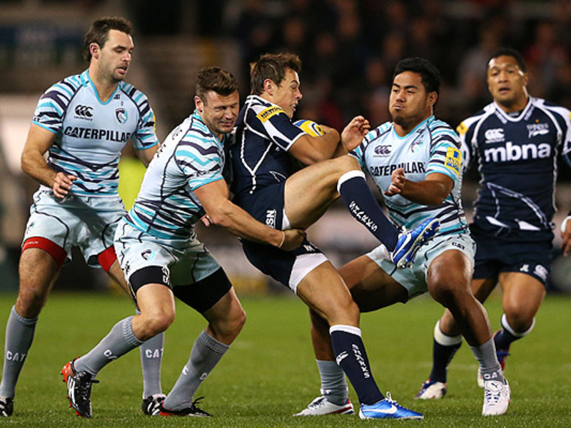 Large sale sharks v leicester 2