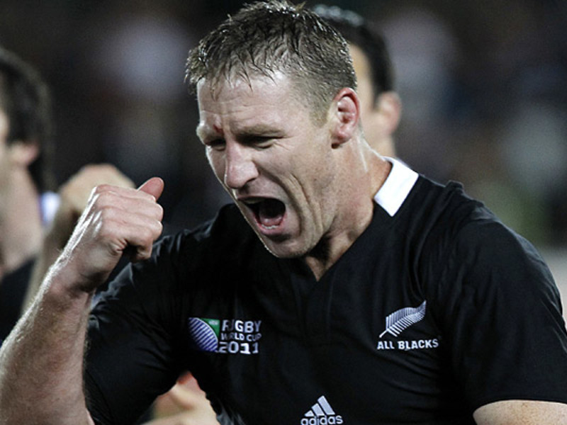 Large brad thorn haka 630