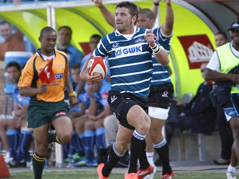 Large willie roux griquas runs 63