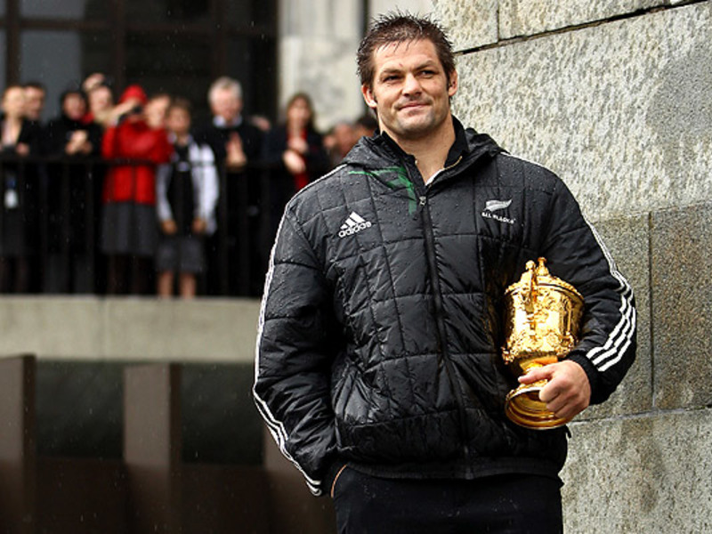 Large richie mccaw webb ellis tro