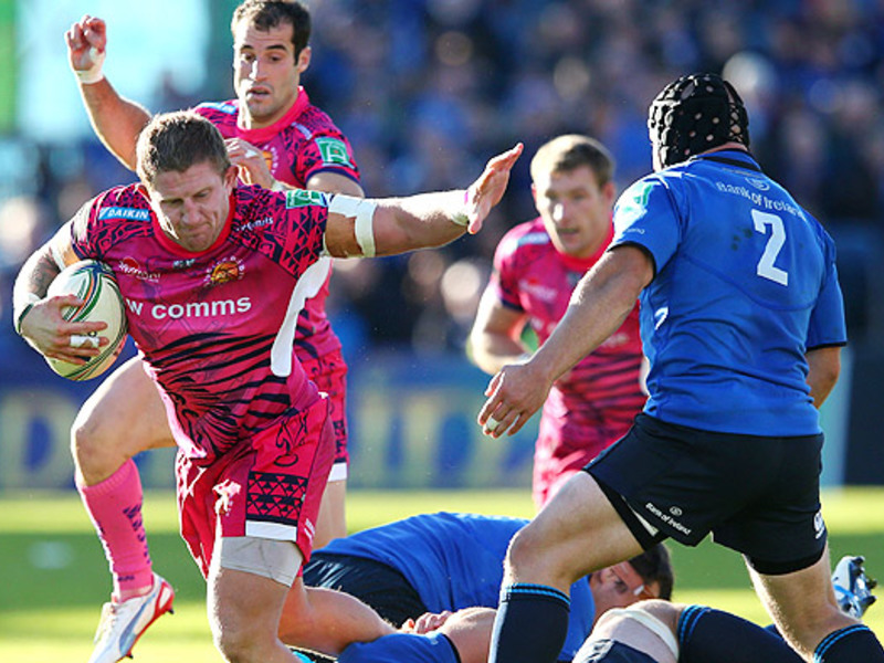 Large leinster v exeter chiefs 63
