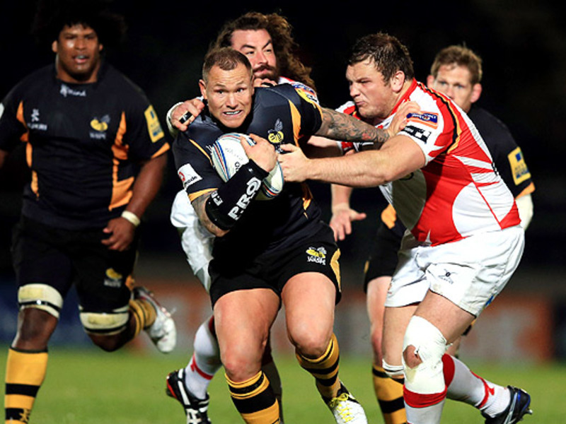 Large london wasps v newport gwen