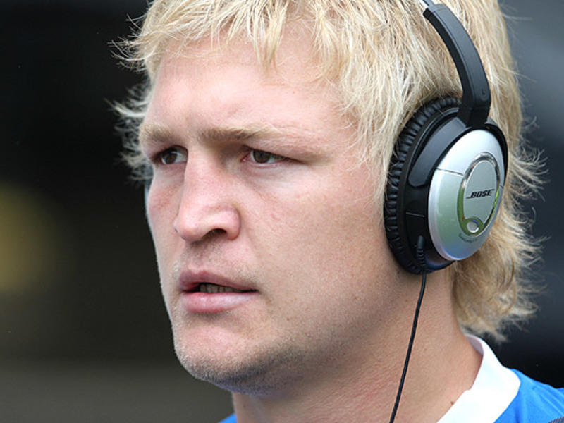 Large dewald potgieter headphones
