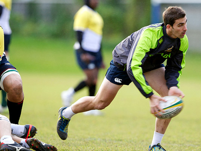 Large ruan pienaar boks train