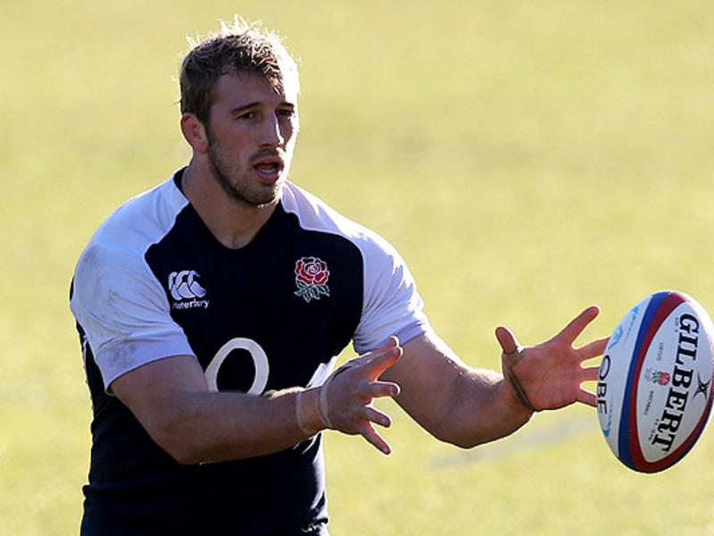 Large chris robshaw eng training