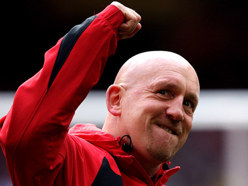 Large shaun edwards wales celebra