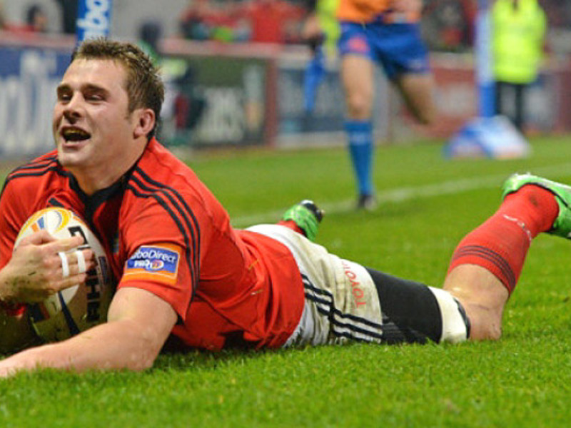Large cj stander munster 630