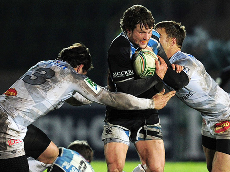 Large warriors v castres
