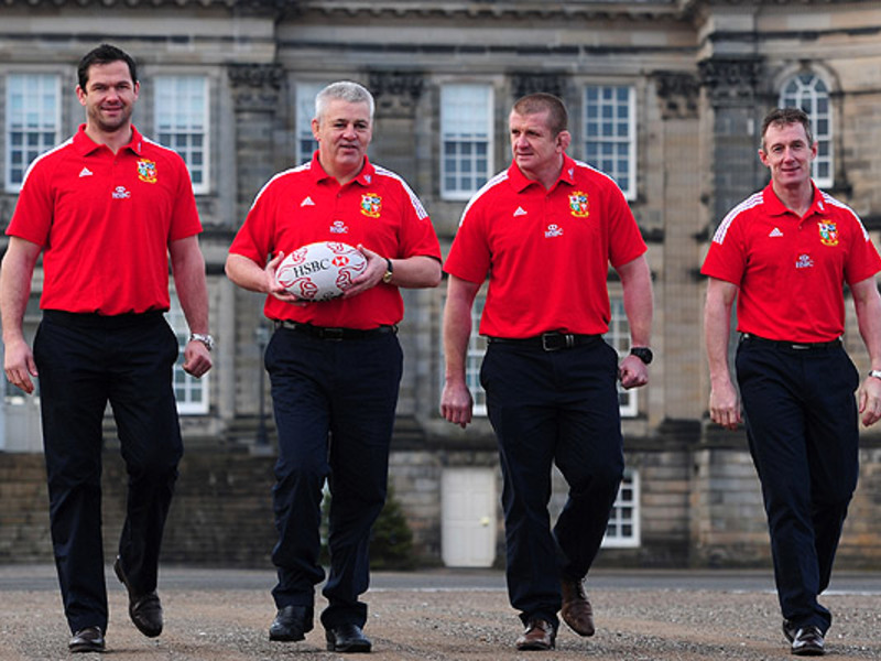 Large gatland farrell rowntree ho