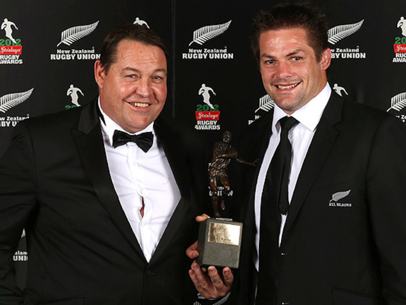 Large hansen   mccaw trophy
