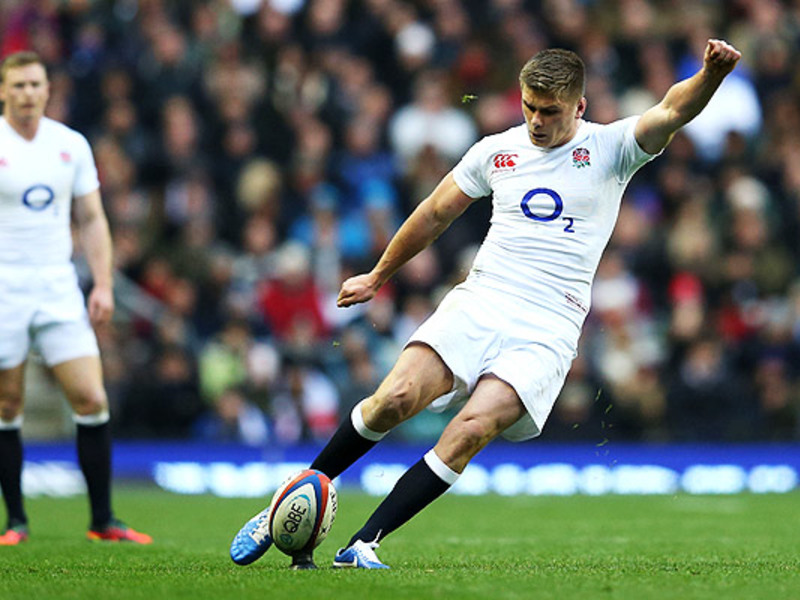 Large owen farrell kicks