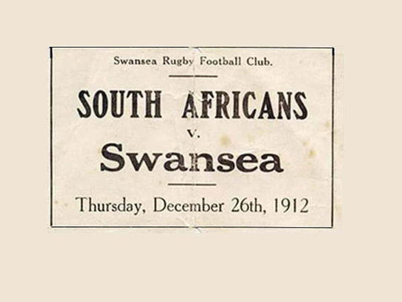 Large south africa v swansea cove