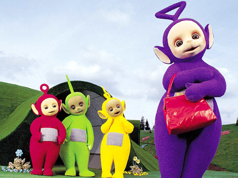 Large tinky winky 630