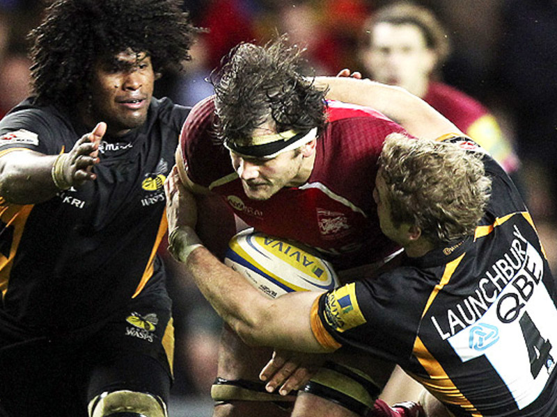 Large london welsh v london wasps