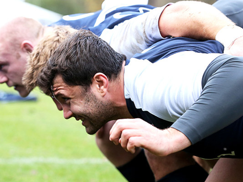 Large alex corbisiero scrum