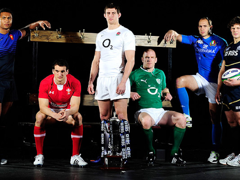 Large six nations captains