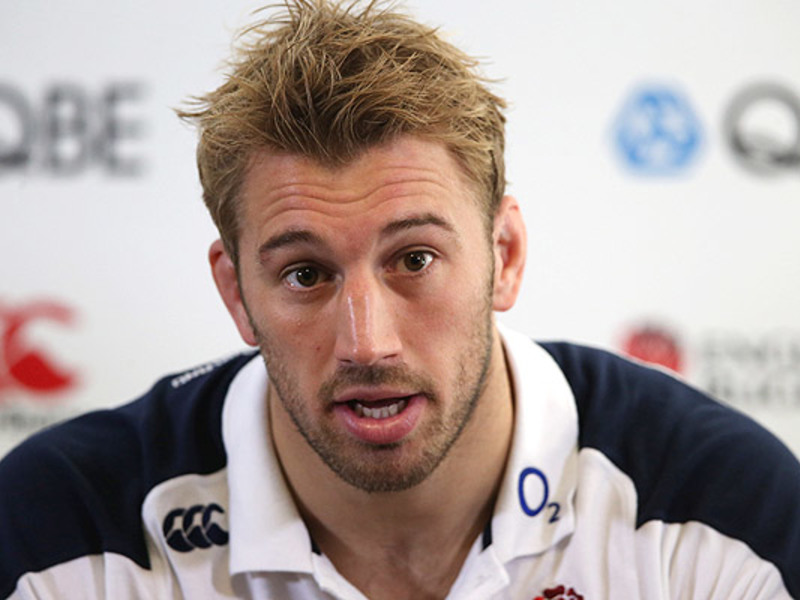 Large chris robshaw england press