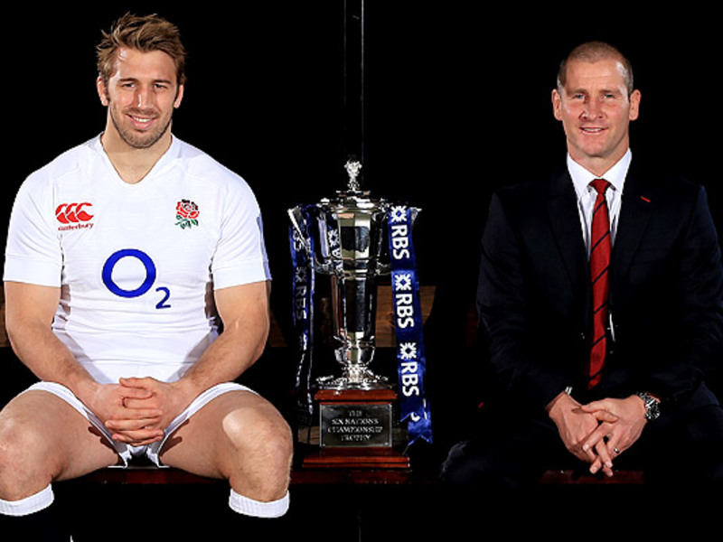 Large chris robshaw and stuart la