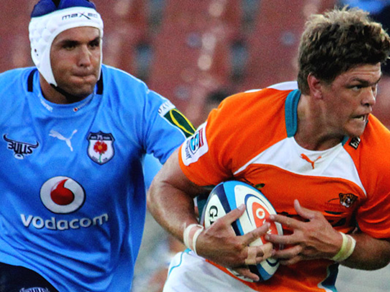 Large juan smith cheetahs v bulls
