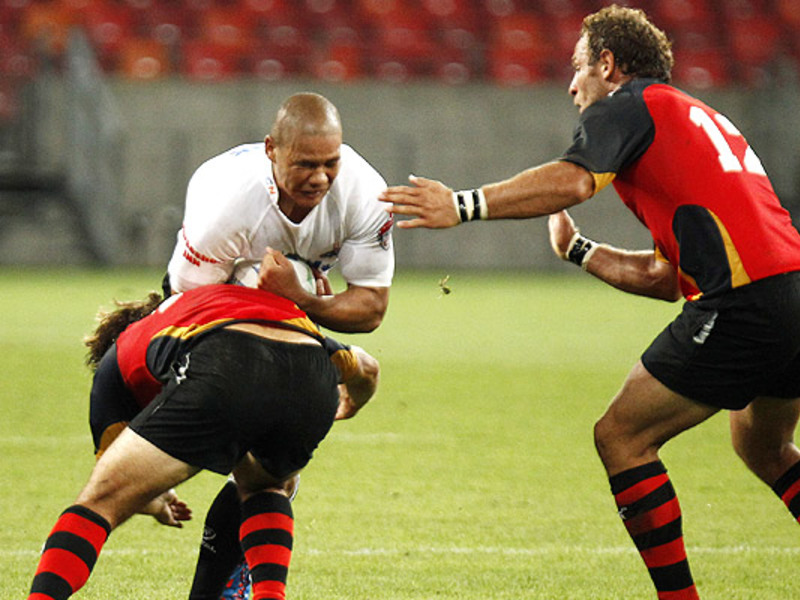 Large kings v griquas