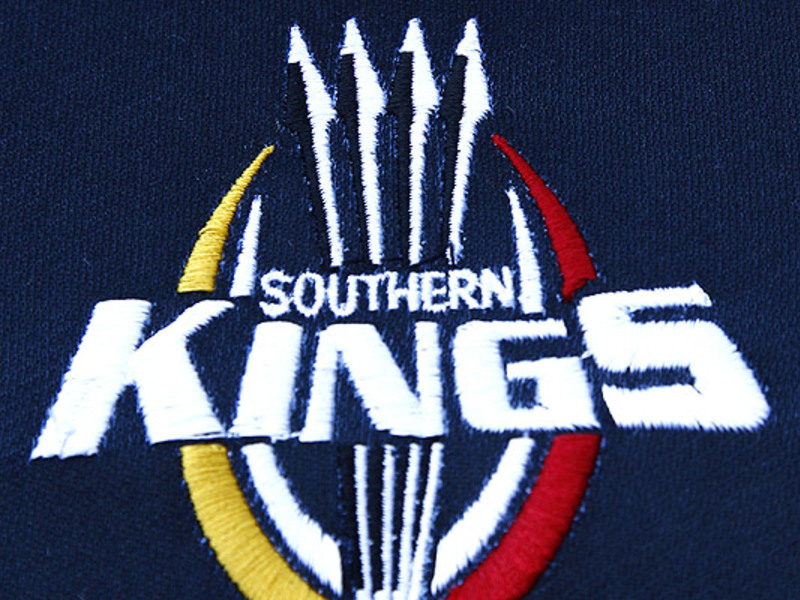 Large southern kings logo black