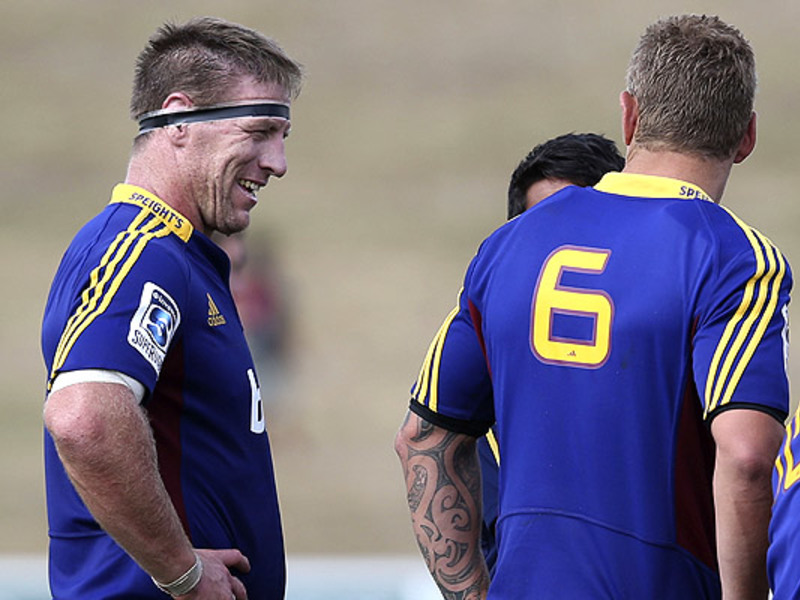 Large brad thorn highlanders look