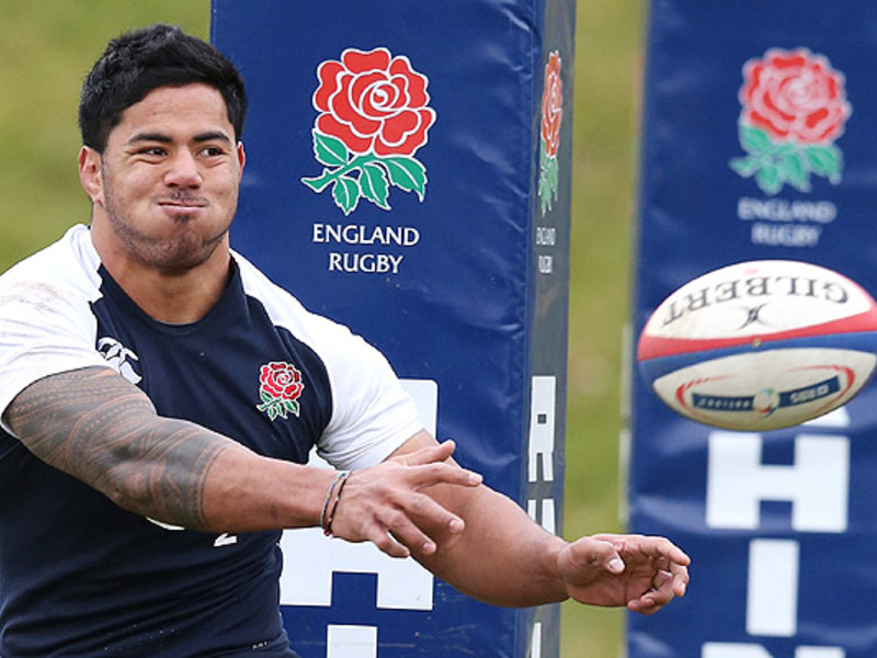 Large manu tuilagi england trains