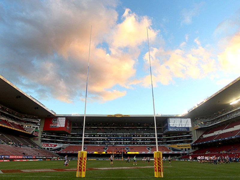 Large newlands stadium