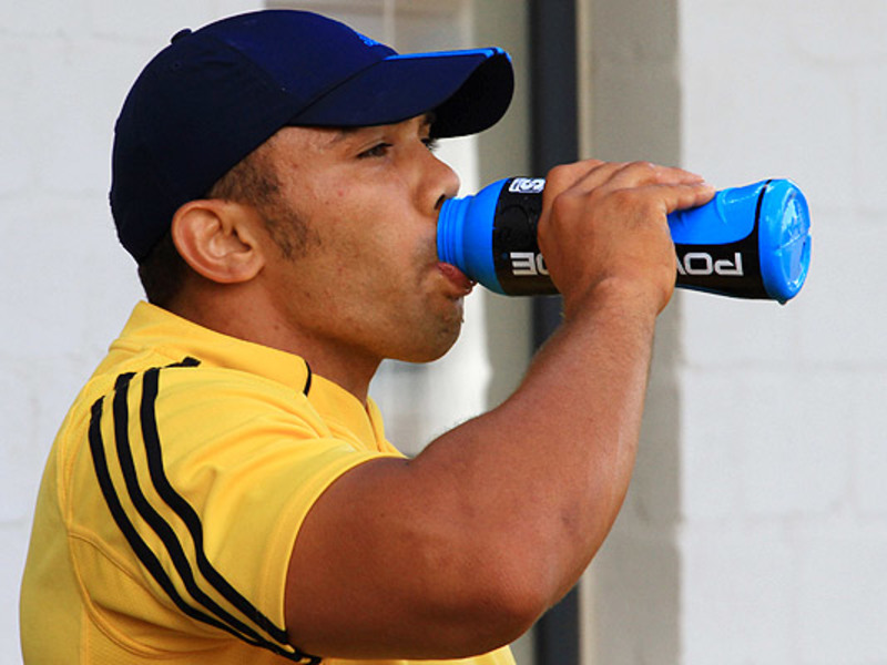 Large bryan habana stormers drink