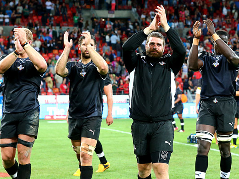 Large southern kings celebrate
