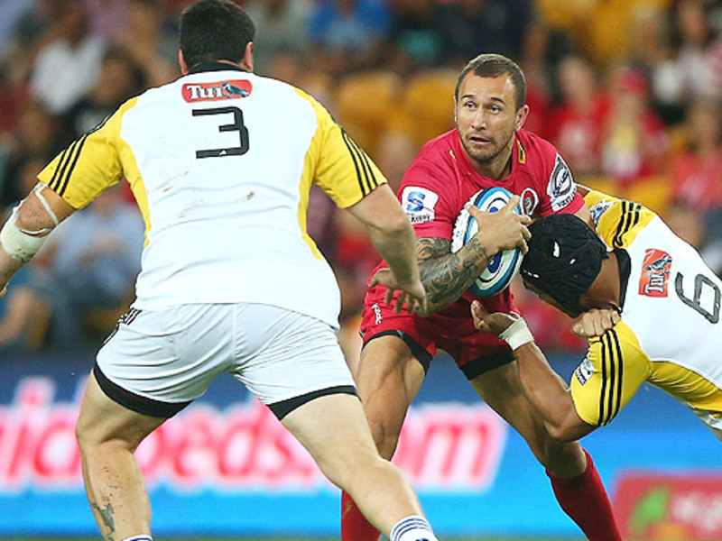 Large quade cooper reds v hurrica