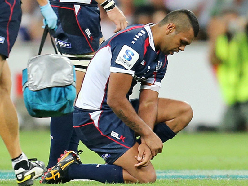 Large kurtley beale injured
